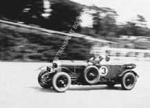 Bentley Speed Six Barnato/Dunfee Brooklands 6 Hour Race 1929